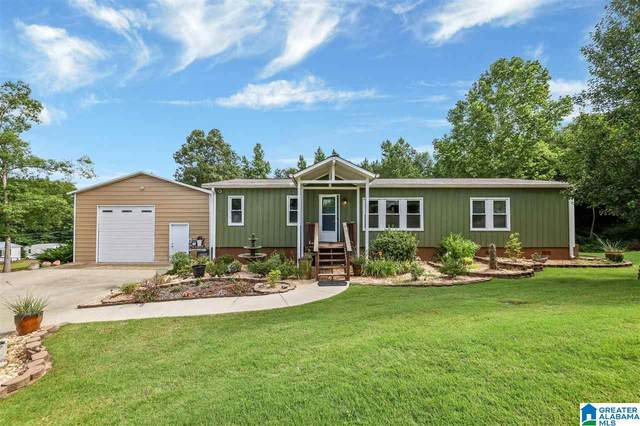 15 Echo Drive, Odenville, AL 35120 (MLS #1291891) :: Lux Home Group