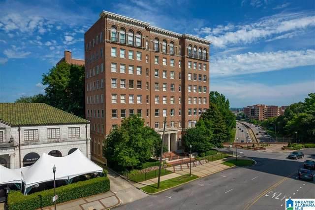 2250 Highland Avenue #27, Birmingham, AL 35205 (MLS #1292007) :: LIST Birmingham
