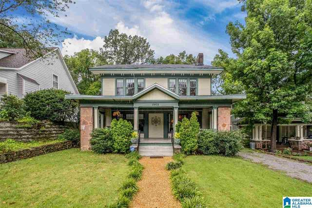 5402 6TH AVENUE S, Birmingham, AL 35212 (MLS #1292013) :: The Fred Smith Group | RealtySouth