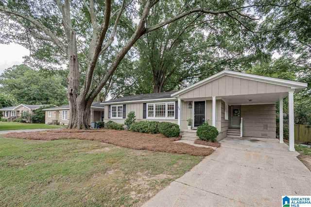 669 Oakmoor Drive, Homewood, AL 35209 (MLS #1292077) :: Sargent McDonald Team