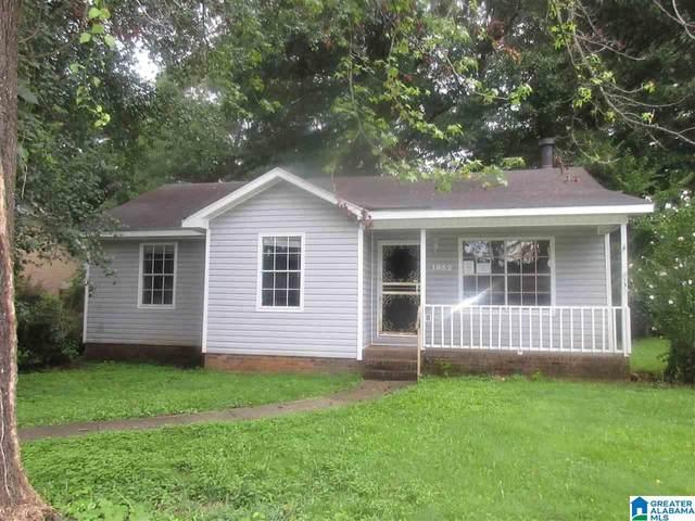 1032 25TH AVENUE N, Hueytown, AL 35023 (MLS #1292188) :: Lux Home Group