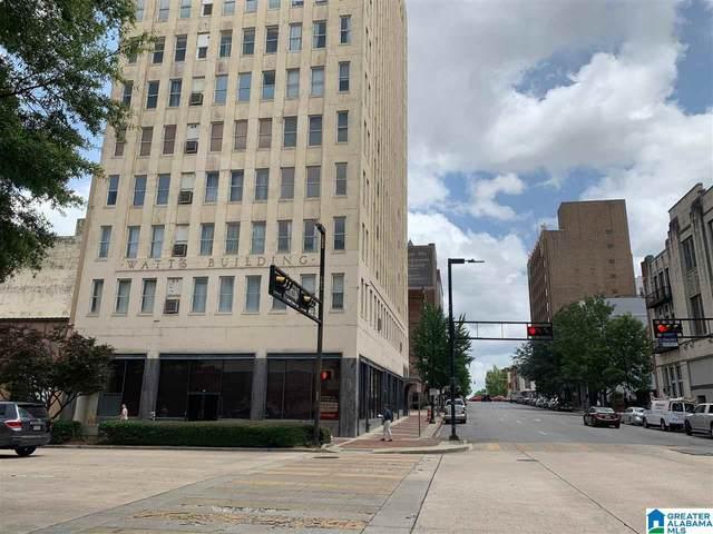 2008 N 3RD AVENUE 7A, Birmingham, AL 35203 (MLS #1292194) :: Gusty Gulas Group