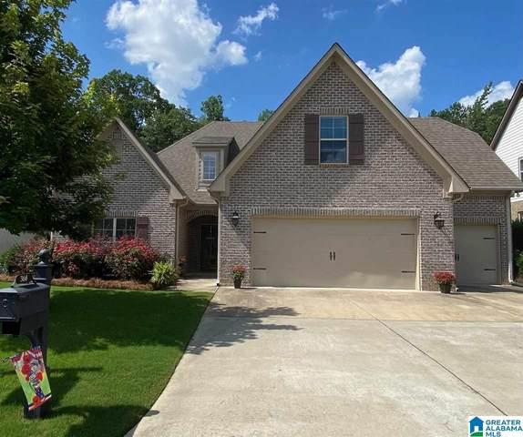 368 Strathaven Drive, Pelham, AL 35124 (MLS #1292231) :: Lux Home Group