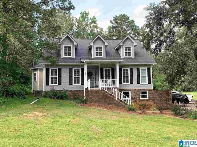 901 Cherokee Trail, Anniston, AL 36206 (MLS #1292281) :: LIST Birmingham