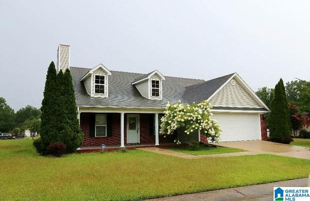 40 County Road 1020, Thorsby, AL 35171 (MLS #1292373) :: Lux Home Group