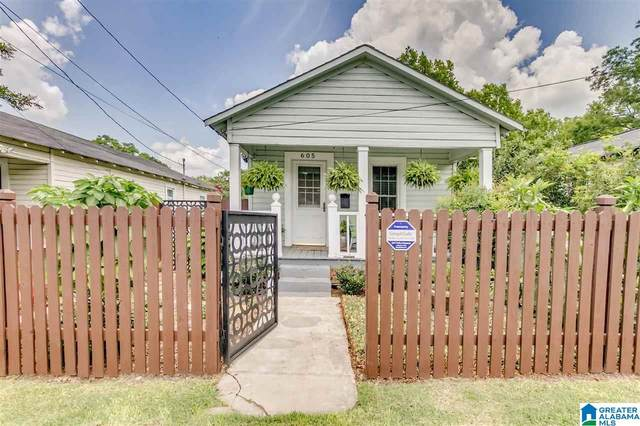 605 48TH STREET, Birmingham, AL 35222 (MLS #1292576) :: The Fred Smith Group | RealtySouth