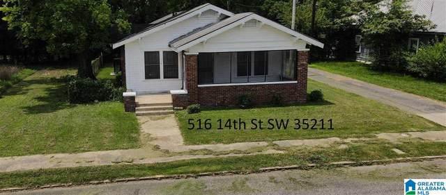 516 14TH STREET SW, Birmingham, AL 35211 (MLS #1292592) :: Josh Vernon Group