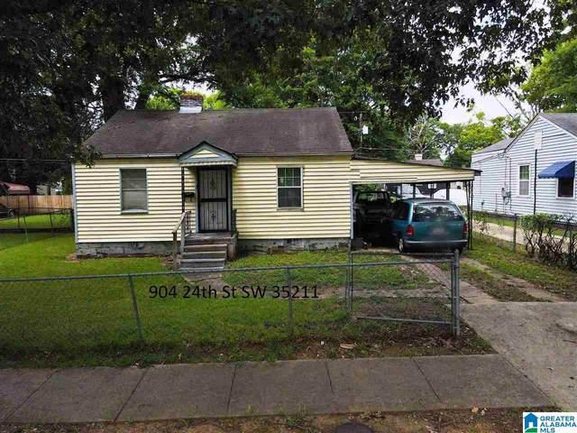 904 24TH STREET SW, Birmingham, AL 35211 (MLS #1292647) :: LocAL Realty