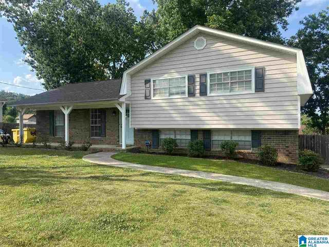 805 Creekview Drive, Pelham, AL 35124 (MLS #1292818) :: Josh Vernon Group