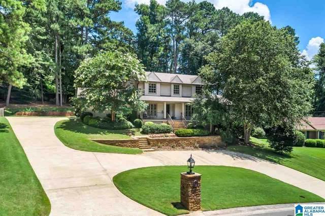 4017 Royal Oak Court, Mountain Brook, AL 35243 (MLS #1292919) :: Howard Whatley