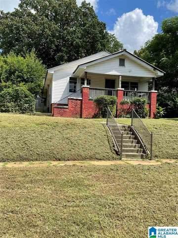 2123 Exeter Avenue, Bessemer, AL 35020 (MLS #1292925) :: Bailey Real Estate Group