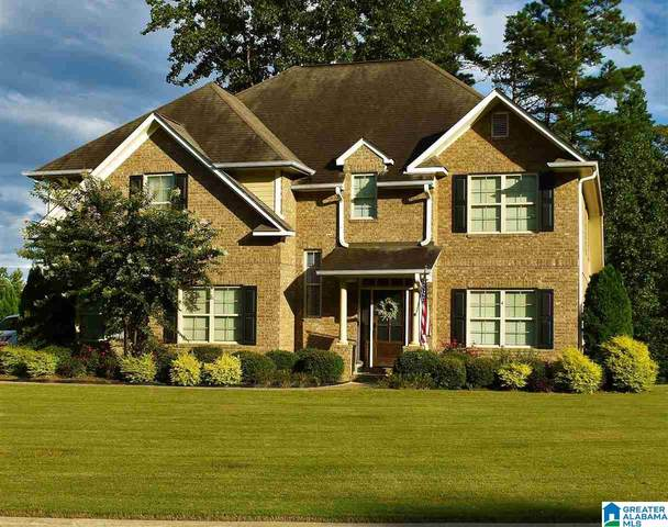1014 Creel Drive, Moody, AL 35004 (MLS #1293004) :: The Fred Smith Group | RealtySouth
