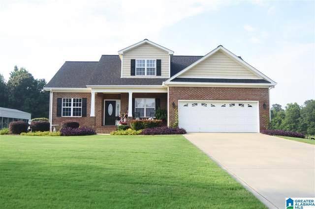 145 Rolling Green Drive, Anniston, AL 36207 (MLS #1293036) :: Amanda Howard Sotheby's International Realty
