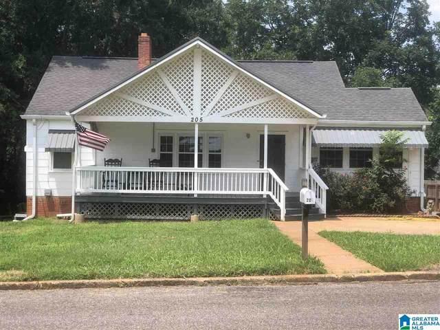 205 Mcmillan Street W, Talladega, AL 35160 (MLS #1293108) :: The Fred Smith Group | RealtySouth