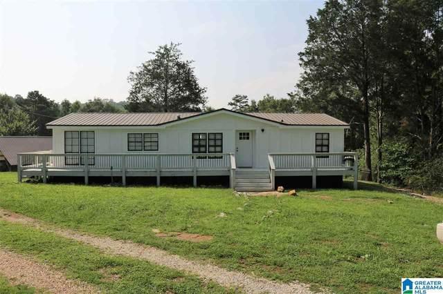 268 Cedar Valley Drive, Wedowee, AL 36278 (MLS #1293175) :: Howard Whatley