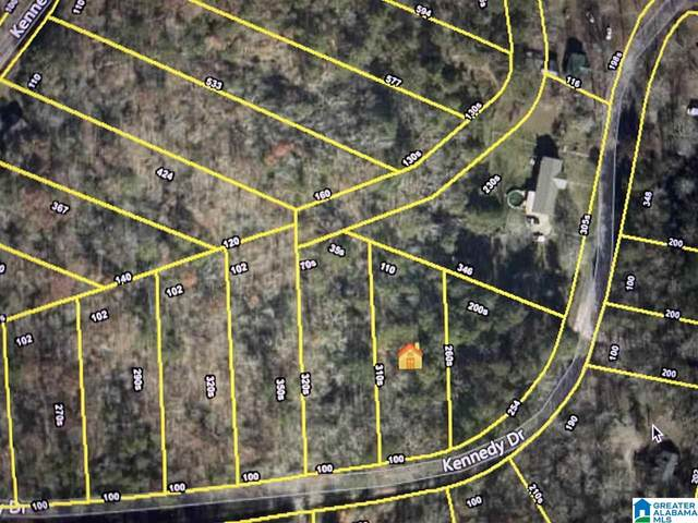 Lot #7 Kennedy Drive Lot #7 - Kenned, Oneonta, AL 35121 (MLS #1293196) :: Sargent McDonald Team