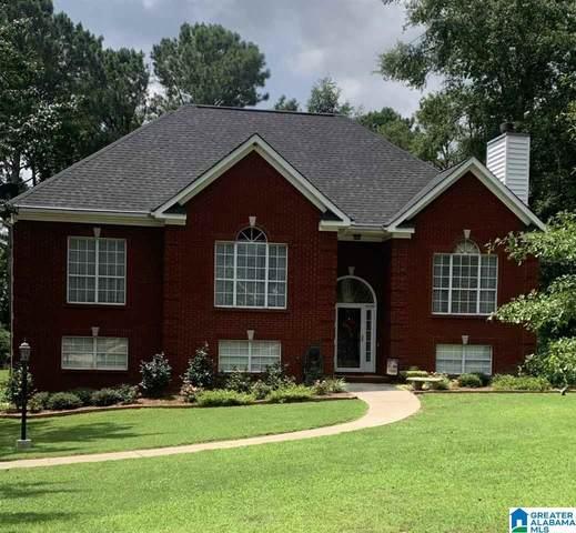 105 Billy Drive, Clanton, AL 35046 (MLS #1293207) :: Howard Whatley