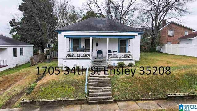 1705 34TH STREET, Birmingham, AL 35208 (MLS #1293244) :: Howard Whatley