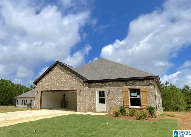 68 Granvil Way, Weaver, AL 36277 (MLS #1293298) :: The Fred Smith Group | RealtySouth