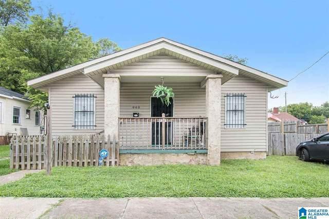 940 53RD STREET N, Birmingham, AL 35222 (MLS #1293371) :: EXIT Magic City Realty