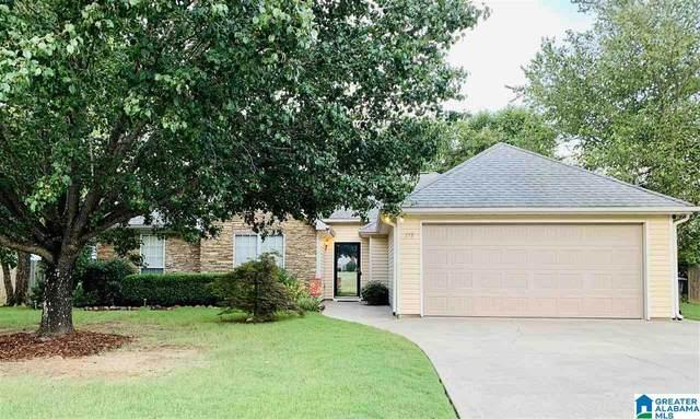173 Stonehaven Drive, Pelham, AL 35124 (MLS #1293436) :: Bailey Real Estate Group