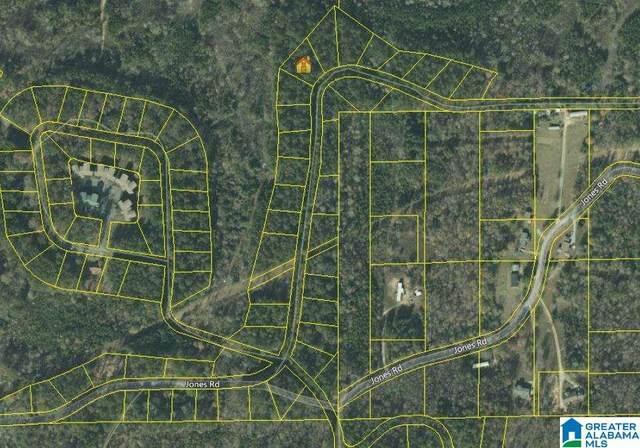 Lot #18 Jones Road #18, Talladega, AL 35014 (MLS #1293469) :: Josh Vernon Group
