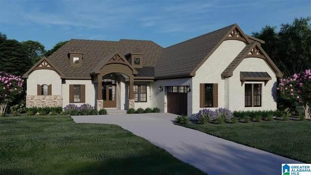 3821 Moss Creek Circle, Mountain Brook, AL 35223 (MLS #1293481) :: EXIT Magic City Realty