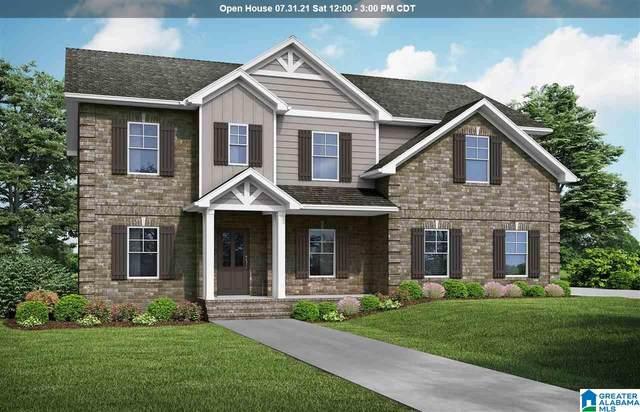 1380 N Wynlake Drive, Alabaster, AL 35007 (MLS #1293482) :: Lux Home Group