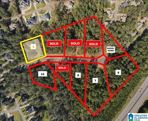3820 Moss Creek Circle #1, Mountain Brook, AL 35223 (MLS #1293488) :: Lux Home Group