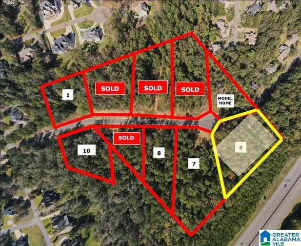 3837 Moss Creek Circle #6, Mountain Brook, AL 35223 (MLS #1293494) :: Lux Home Group
