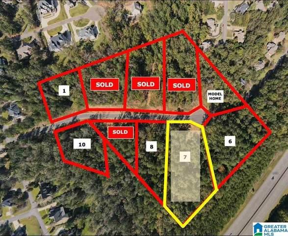 3833 Moss Creek Circle #7, Mountain Brook, AL 35223 (MLS #1293496) :: Lux Home Group