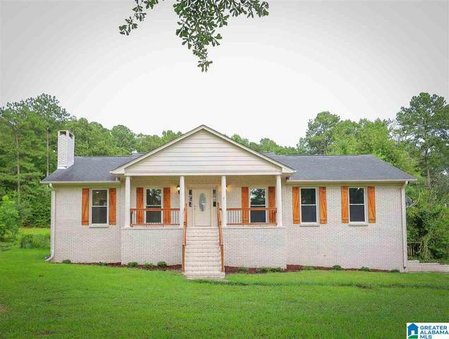 1109 Old Section Road, Hoover, AL 35244 (MLS #1293502) :: Bentley Drozdowicz Group