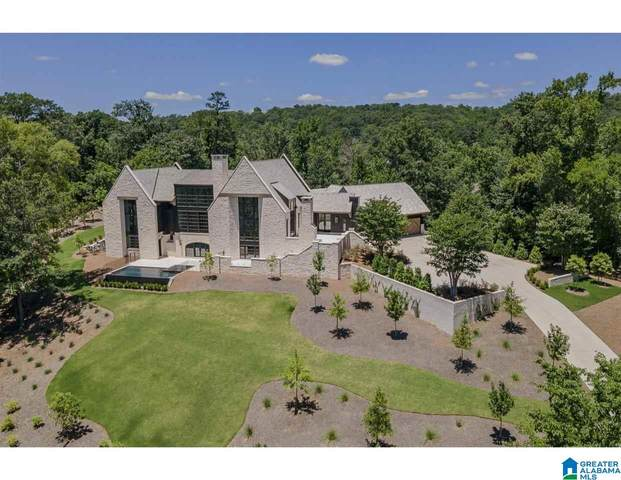 3595 Ridgeview Drive W, Mountain Brook, AL 35213 (MLS #1293621) :: Lux Home Group