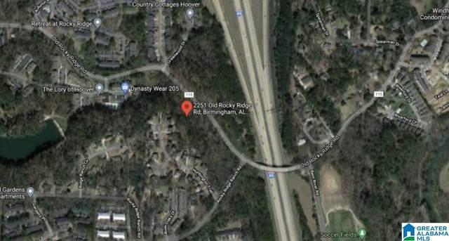 2251 Old Rocky Ridge Road None, Birmingham, AL 35216 (MLS #1293694) :: Krch Realty