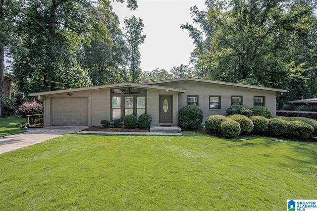 3821 Cromwell Drive, Mountain Brook, AL 35243 (MLS #1293698) :: Lux Home Group