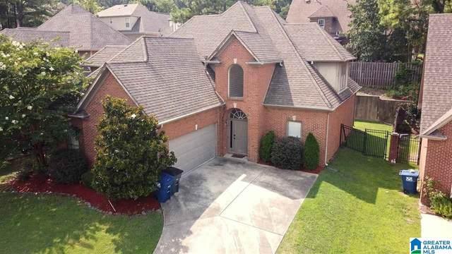6011 Waterside Drive, Hoover, AL 35244 (MLS #1293722) :: LocAL Realty