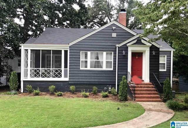 2025 20TH AVENUE S, Birmingham, AL 35209 (MLS #1293775) :: Lux Home Group