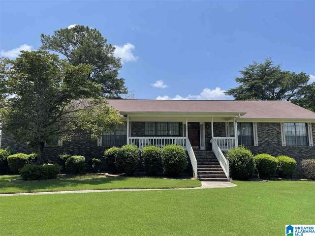 800 Thomas Drive, Mount Olive, AL 35117 (MLS #1293806) :: Lux Home Group