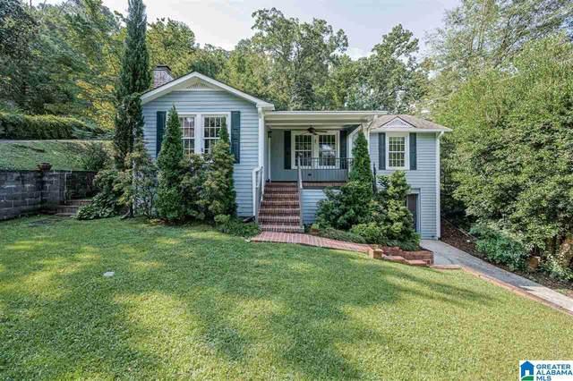 1409 Overlook Road, Homewood, AL 35209 (MLS #1293958) :: LIST Birmingham