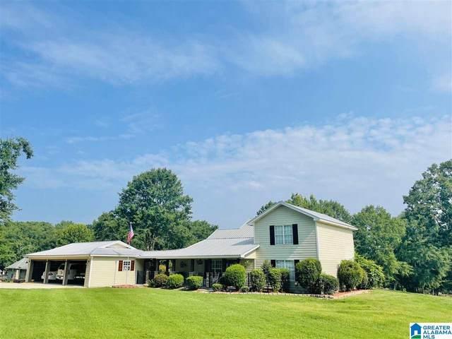 910 Wilson Road, Clanton, AL 35045 (MLS #1294037) :: JWRE Powered by JPAR Coast & County