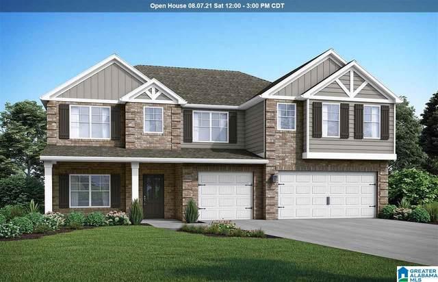1400 N Wynlake Drive, Alabaster, AL 35007 (MLS #1294144) :: LIST Birmingham