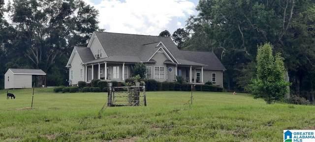 592 County Road 422, Clanton, AL 35045 (MLS #1294334) :: LIST Birmingham