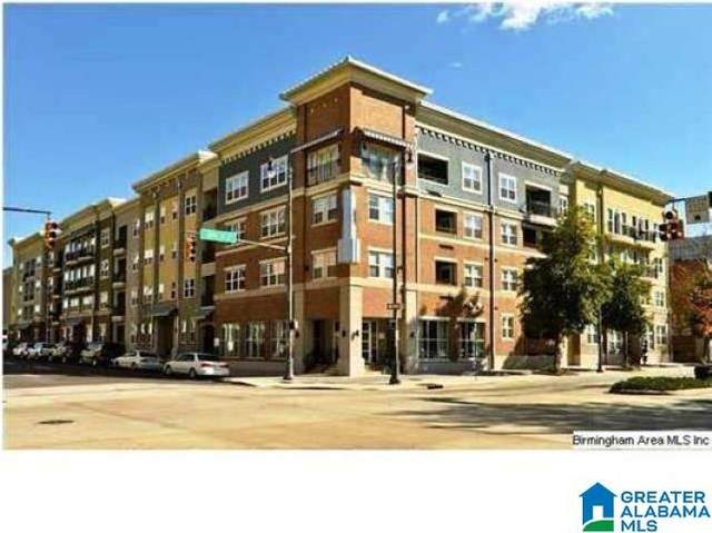 401 20TH STREET #124, Birmingham, AL 35233 (MLS #1294409) :: Howard Whatley