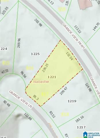 1221 Grande View Lane #817, Alabaster, AL 35007 (MLS #1294481) :: LIST Birmingham