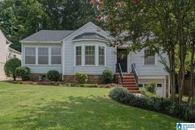1709 Shades Park Drive, Homewood, AL 35209 (MLS #1294512) :: LIST Birmingham