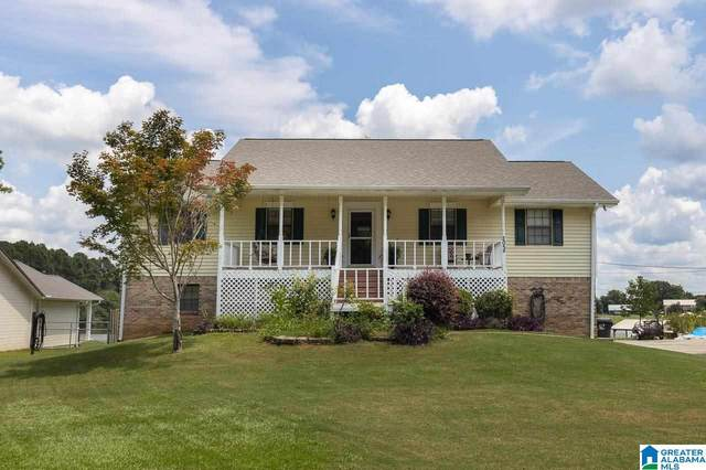 203 Coves Point Drive, Riverside, AL 35135 (MLS #1295171) :: Lux Home Group