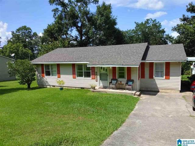 1308 Fairmont Road, Sylacauga, AL 35150 (MLS #1295330) :: Howard Whatley