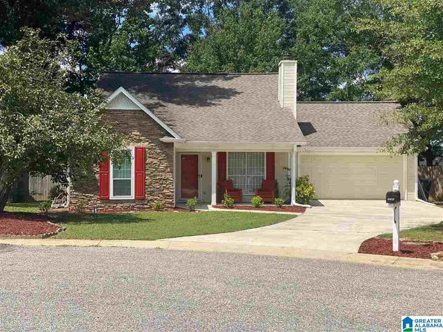 206 Laurel Woods Circle, Helena, AL 35080 (MLS #1295785) :: Howard Whatley
