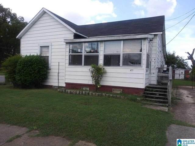 477 N 5TH STREET, Birmingham, AL 35204 (MLS #1295812) :: LocAL Realty