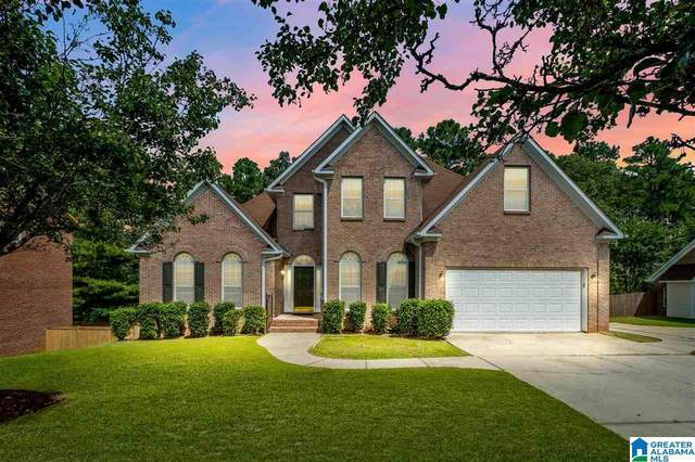 5732 Willow Lake Drive, Hoover, AL 35244 (MLS #1295819) :: Lux Home Group